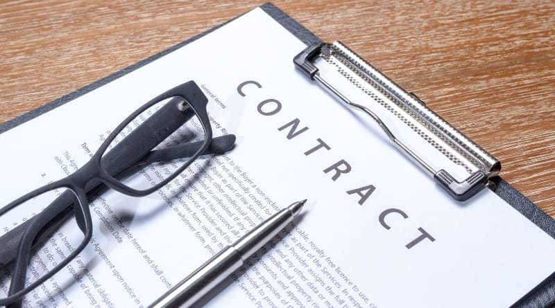 Contract Tips for Entrepreneurs & Business Owners